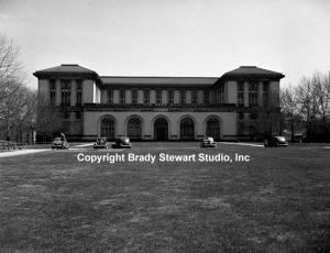 Carnegie Mellon's Fine Arts Building - 1950s